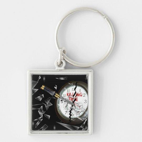 Kill Time Keychain