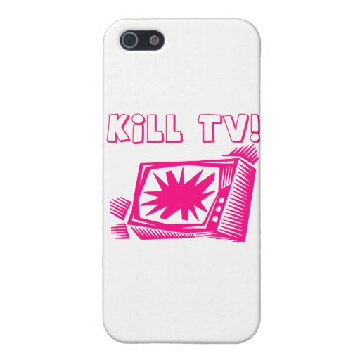 Kill TV by Chillee Wilson iPhone 5 Case