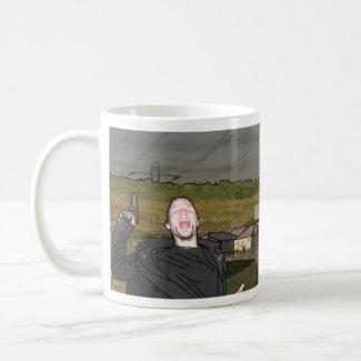 kill tv mug