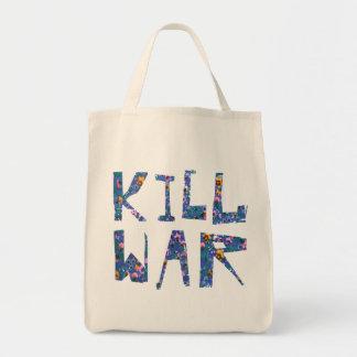 Kill War Tote Bag