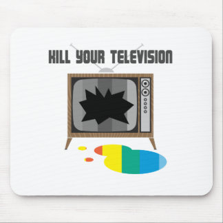 Kill Your Television Mousepads