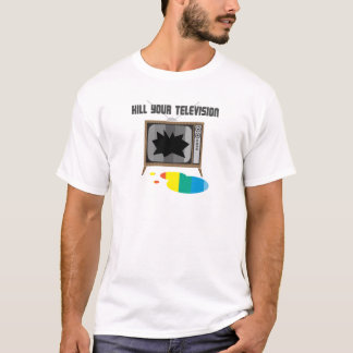 Kill Your Television T-Shirt