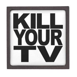 Kill Your TV Gift Box