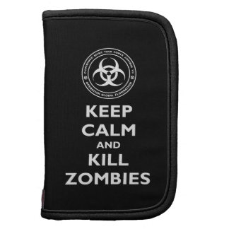 Kill Zombies Planners