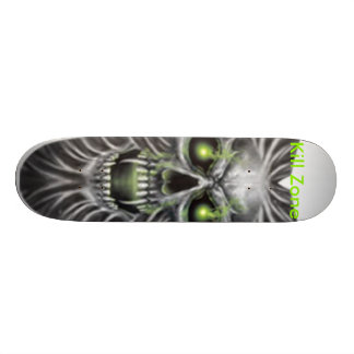 Kill Zone Skateboard Deck