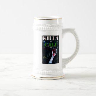 KILLA CALI TAZA DE CAFÉ
