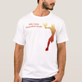 Killa Camp Racquetball Studio T-Shirt