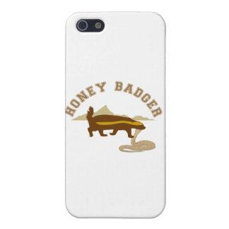killa de la cobra del tejón de miel iPhone 5 cárcasa