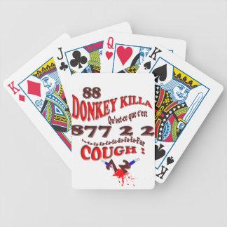 killa del burro cartas de juego