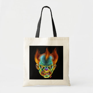 Killa Klown Monster Tote Budget Tote Bag