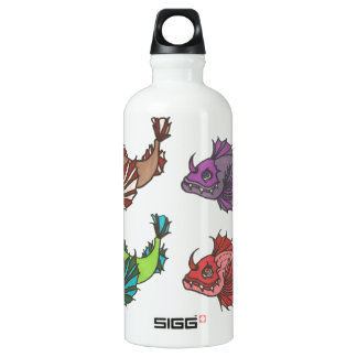 Killa koi Liberty Water Bottle
