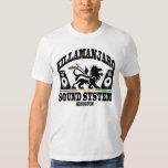Killamanjaro Sound System Kingston Jamaica Vintage Tee Shirts