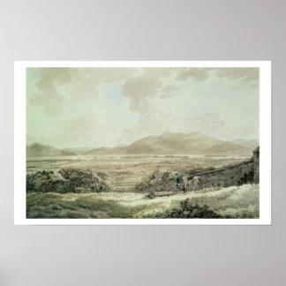 Killarney and Lake Poster