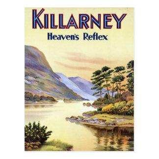 Killarney, el reflejo del cielo postal