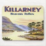 Killarney, el reflejo del cielo alfombrilla de ratón