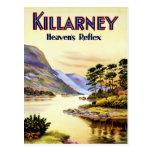 Killarney ~ Heaven's Reflex Postcard