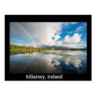 Killarney, Ireland postcard