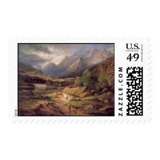 Killarney Ireland U.S. Postage Stamps