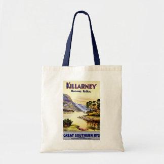 Killarney Irlanda Bolsa Tela Barata