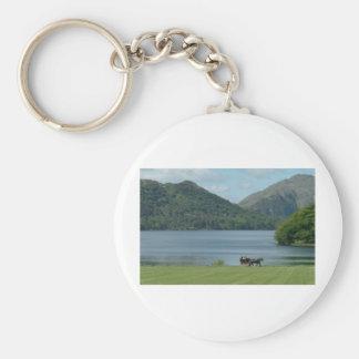 Killarney Lakes and Jarvey Keychain