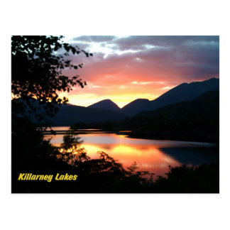 Killarney Lakes Postcard