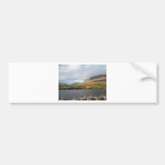 Killary Fjord Bumper Sticker