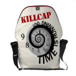 KillCap -- El tiempo está corriendo hacia fuera Bolsa Messenger
