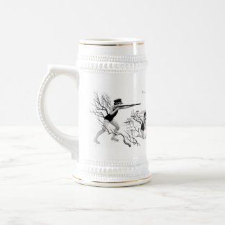 killed for kill 01 18 oz beer stein