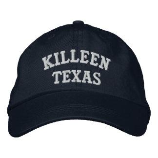 Killeen Embroidered Baseball Cap