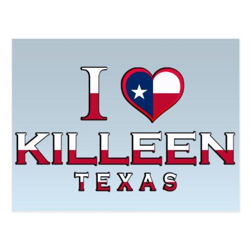 Killeen, Texas Postcards