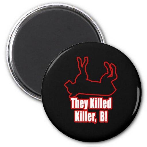 Killer5 Imán Redondo 5 Cm