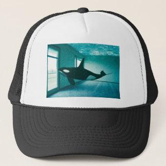 Killer Apartment Trucker Hat