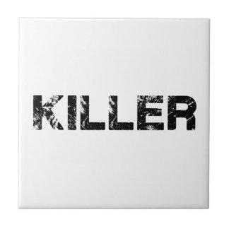 Killer Azulejo Cuadrado Pequeño