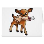 Killer Bambi Cards