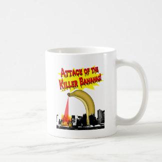 Killer Bananas! Classic White Coffee Mug
