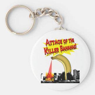 Killer Bananas! Key Chains