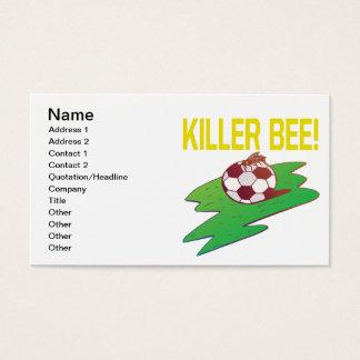 Killer Bee Business Card
