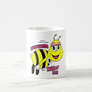 Killer Bee Girl Mug