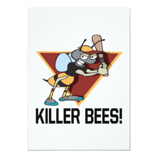 Killer Bees Card