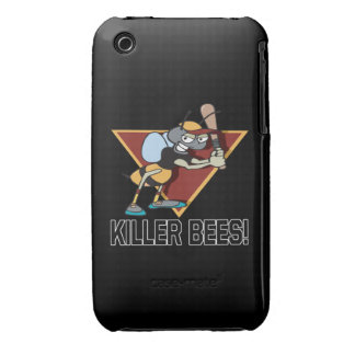 Killer Bees Case-Mate iPhone 3 Case