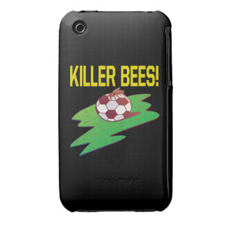 Killer Bees iPhone 3 Cases