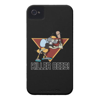 Killer Bees iPhone 4 Cases