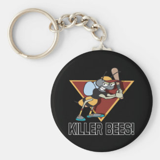 Killer Bees Keychain