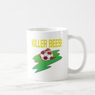 Killer Bees Classic White Coffee Mug