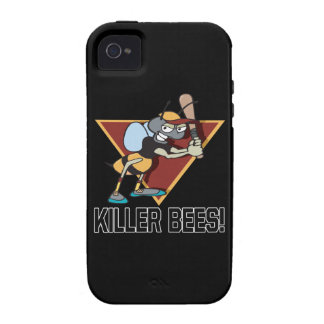 Killer Bees Vibe iPhone 4 Case
