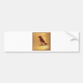 KILLER Birds Bumper Sticker