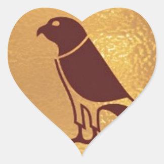 KILLER Birds Heart Sticker