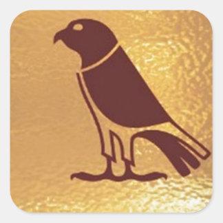 KILLER Birds Square Sticker
