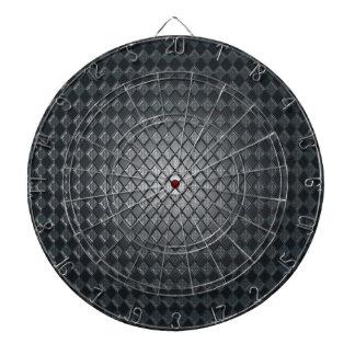 Killer Black Diamond Design Dartboard With Darts