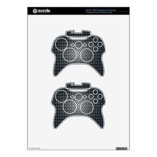 Killer Black Diamond Design Xbox 360 Controller Skin